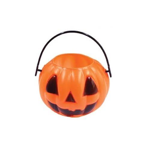 halloween pompoenmandje