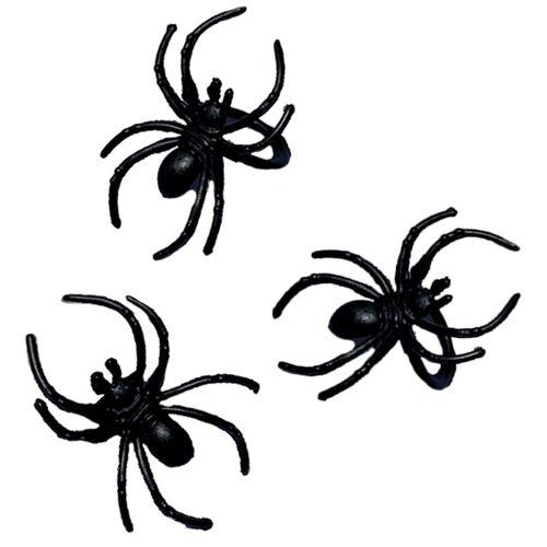 Spinring zwart